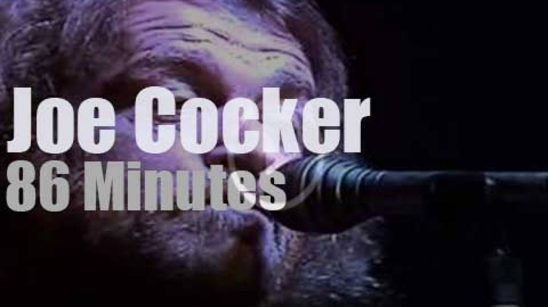 Joe Cocker sings in Berlin (1980)
