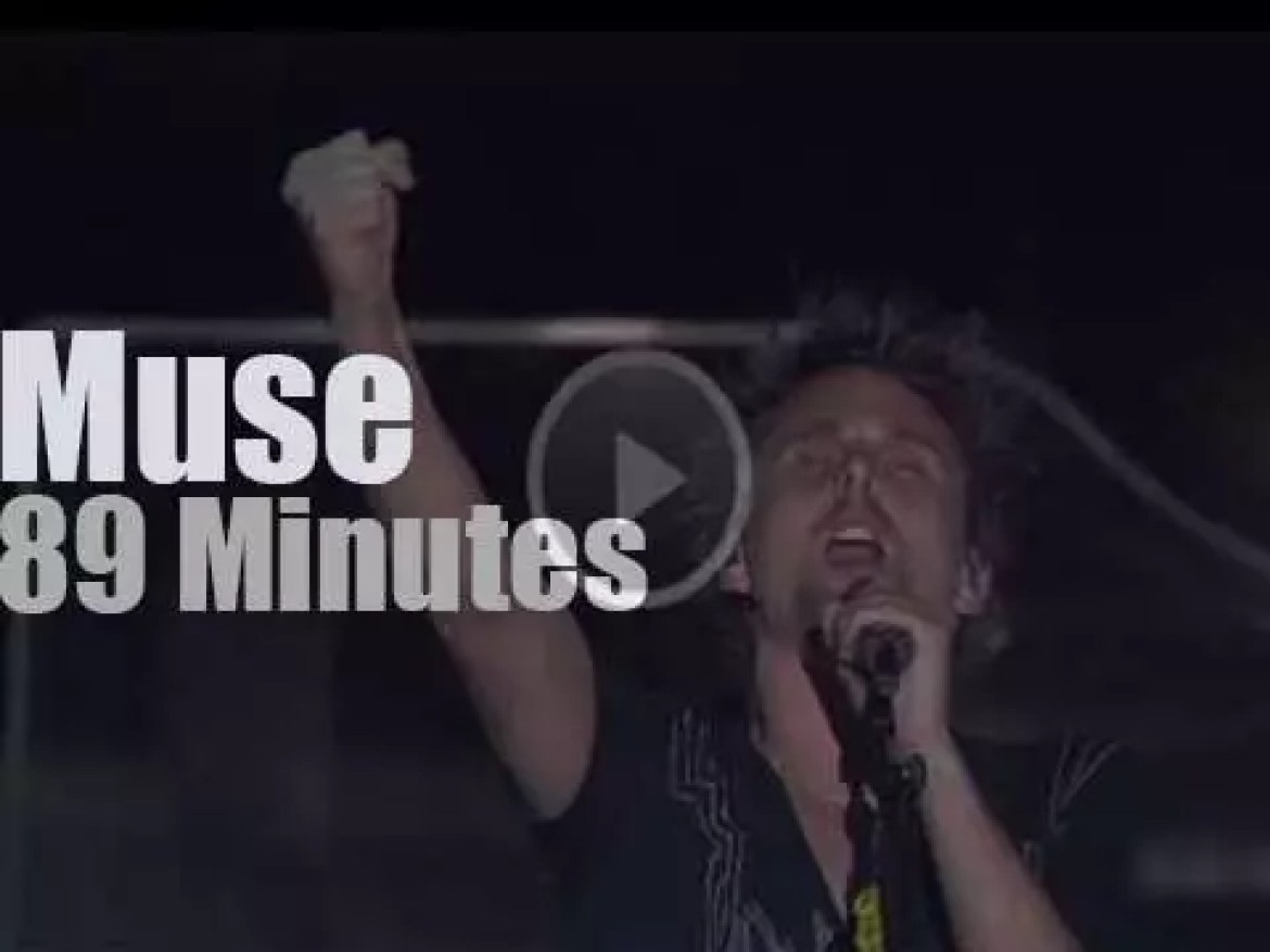 Muse go to Austin  (2013)