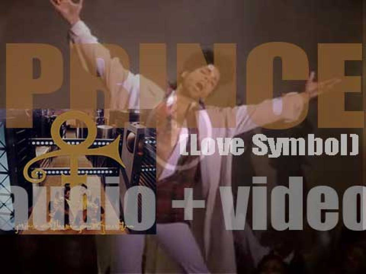 Prince releases '(Love Symbol),' his fourteenth album featuring 'Sexy MF' and 'My Name Is Prince' (1992)