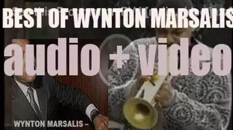 Happy Birthday Wynton Marsalis. 'Master Wynton'