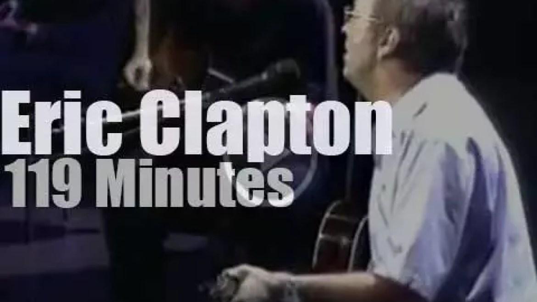 Eric Clapton goes to Yokohama (1999)