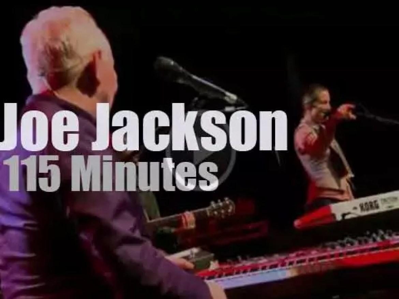 Joe Jackson visits Paris (2012)