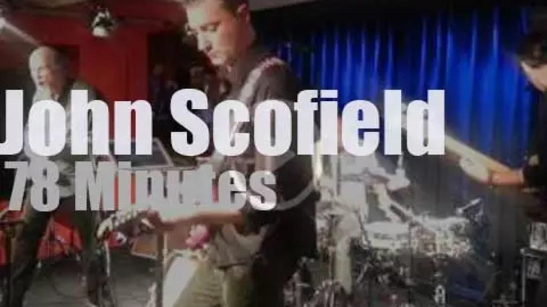 John Scofield takes Überjam Band to Hannover (2013)