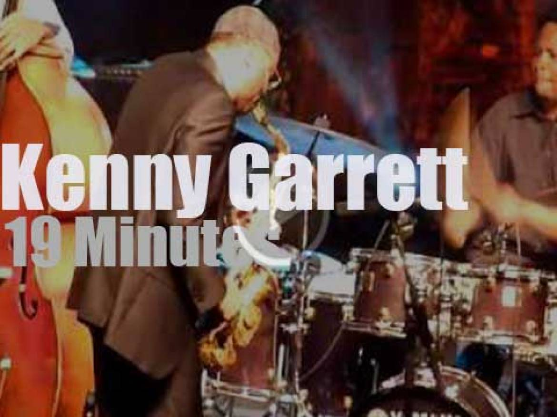Kenny Garrett Quintet plays in Serbia (2012)