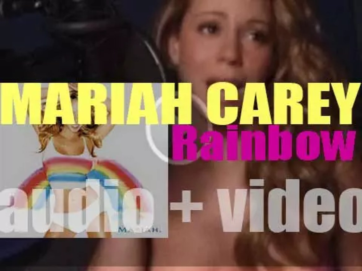 Mariah Carey releases her seventh album : 'Rainbow' featuring 'Heartbreaker' and 'Thank God I Found You' (1999)