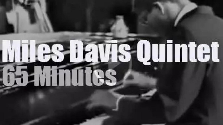 The Miles Davis Quintet visits Karlsruhe (1967)