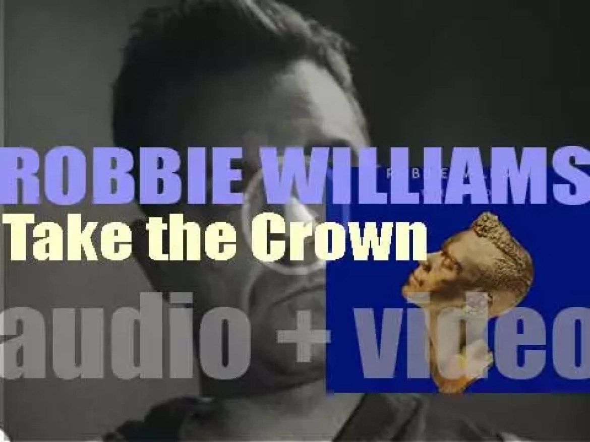 Robbie Williams releases his ninth album : 'Take the Crown' featuring 'Candy' (2012)