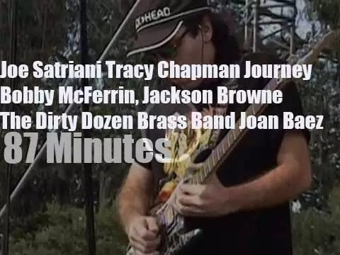 Tracy Joan Jackson Et Al Celebrate Bill Graham 1991