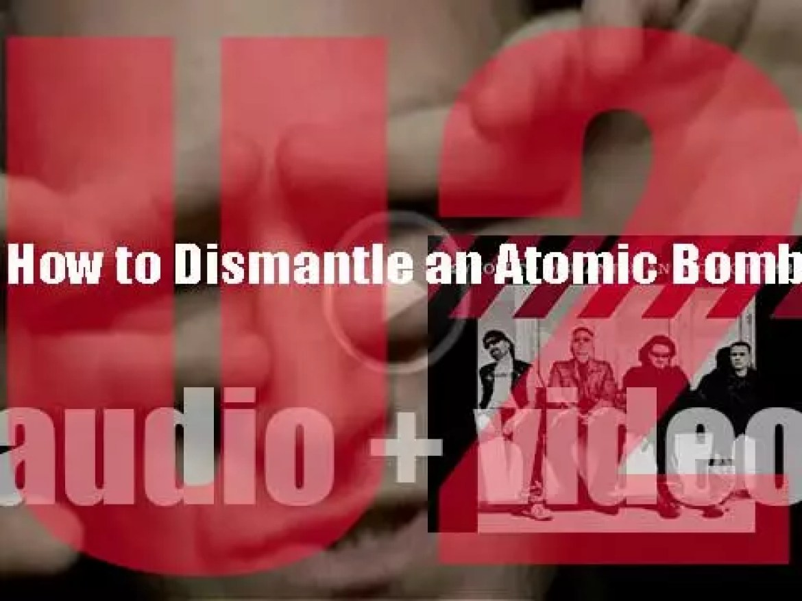U2 release their eleventh album : 'How to Dismantle an Atomic Bomb' featuring 'Vertigo', 'City of Blinding Lights' and 'Sometimes You Can't Make It on Your Own' (2004)