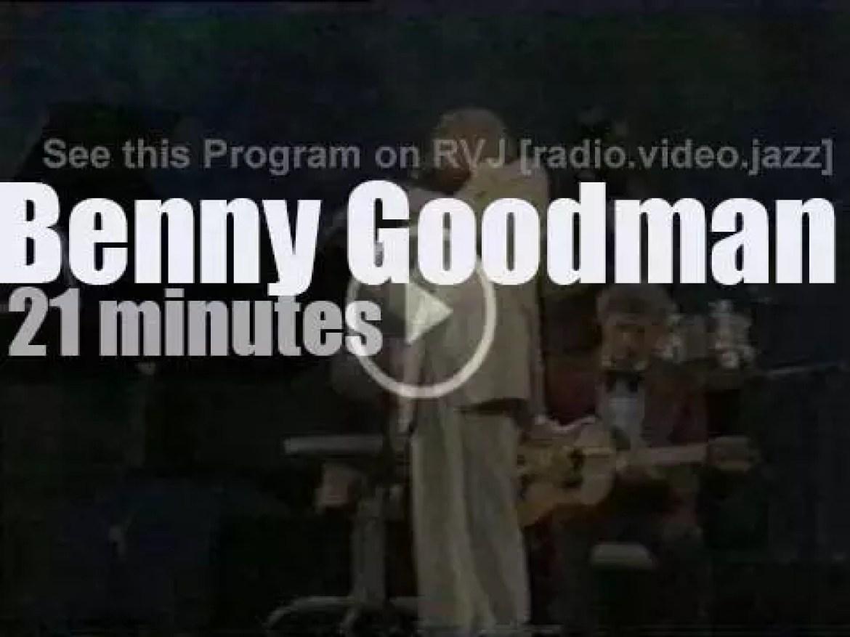 Benny Goodman takes his Sextet to Wolf Trap (1977)