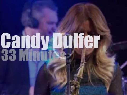 Candy Dulfer on RVM [Radio Video Music]