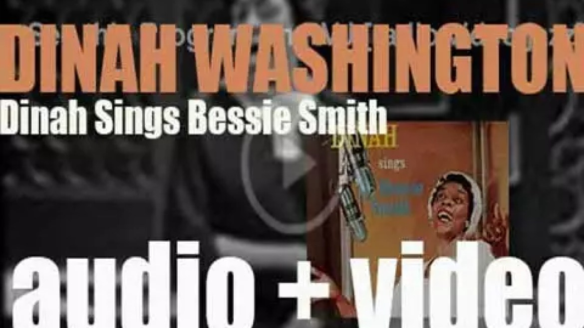 Dinah Washington records 'Dinah Sings Bessie Smith,' an album for Emarcy (1957)