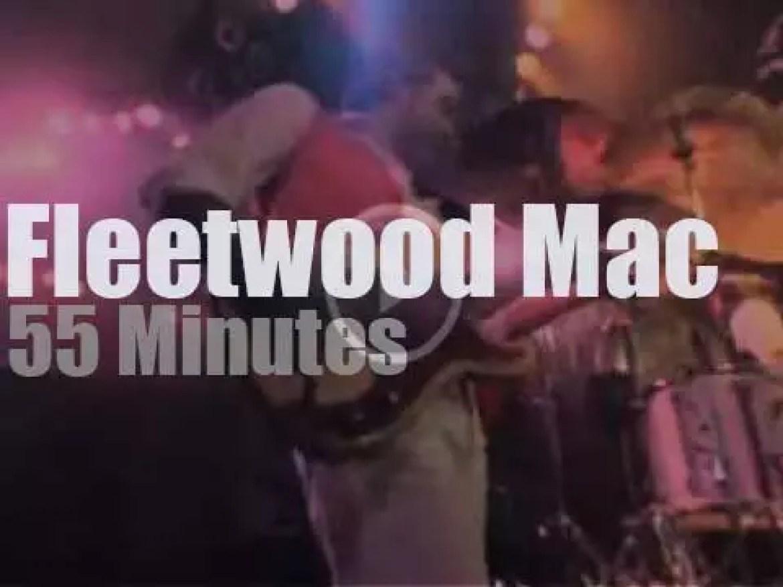 Fleetwood Mac tango in San Francisco (1987)