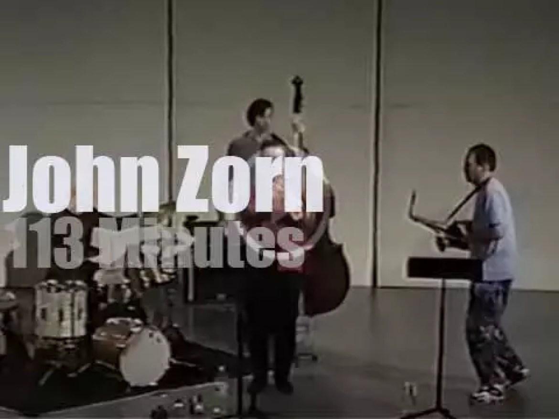 John Zorn takes Masada to Oklahoma (1993)