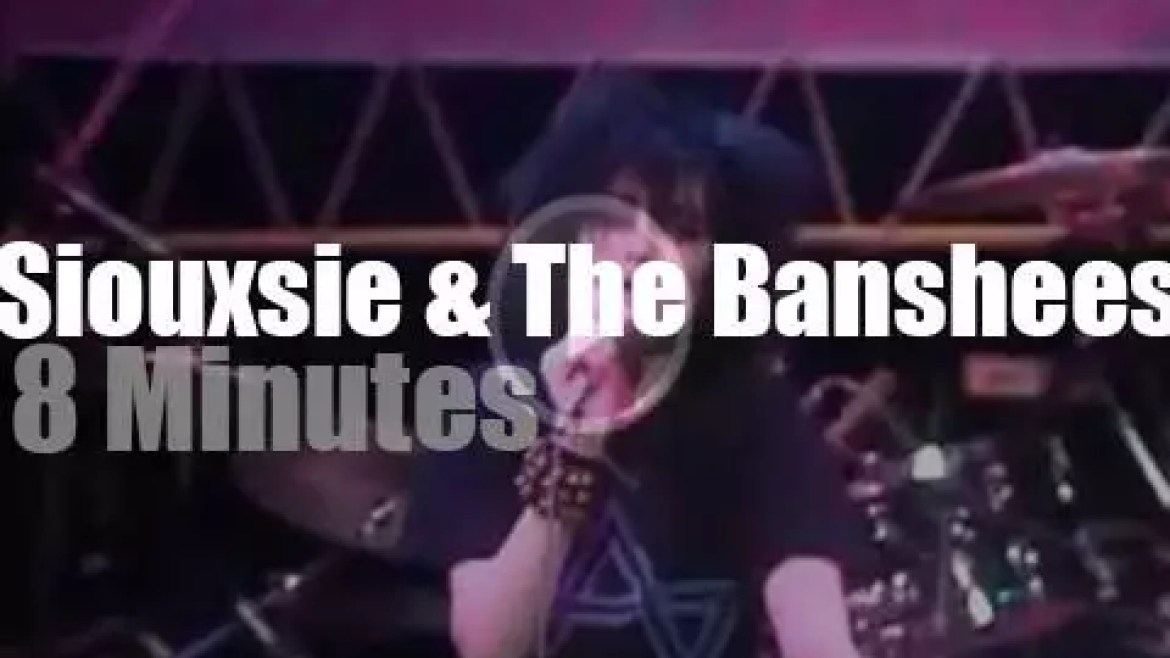 On TV today, Siouxsie & The Banshees at 'Something Else' (1980)