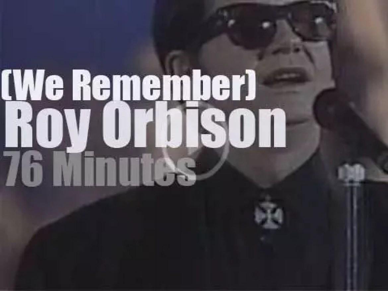 We Remember Roy Orbison