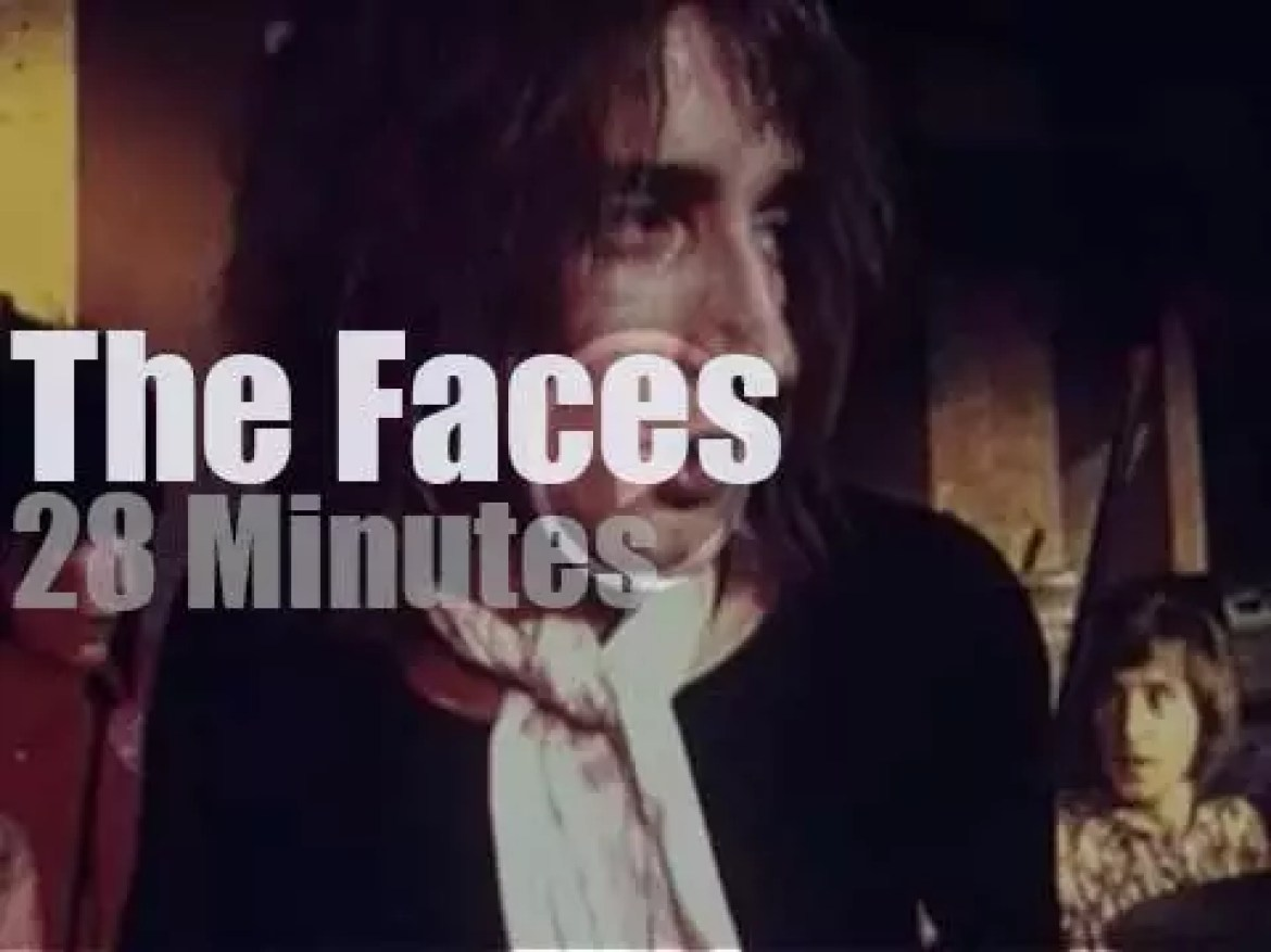 The Faces rock The Marquee (1970)