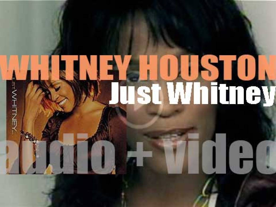 Whitney Houston releases her fifth album : 'Just Whitney' featuring 'Whatchulookinat' and 'Try It on My Own' (2002)