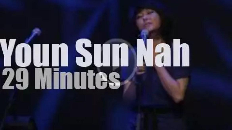 Youn Sun Nah celebrates Christmas (2011)