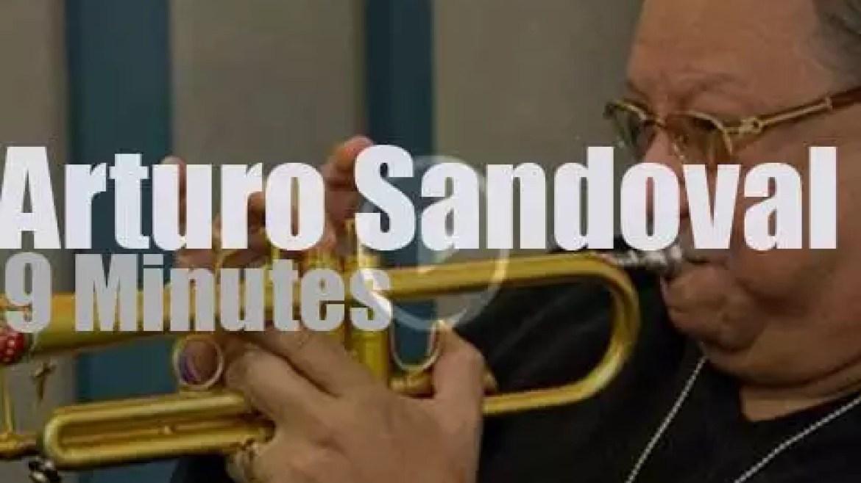 On Radio, Arturo Sandoval at KPLU (2012)