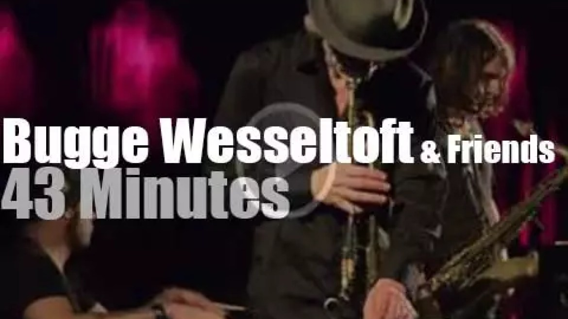 Bugge Wesseltoft bring his Friends to NYC (2013)