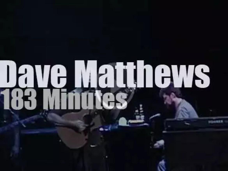 Dave Matthews takes his Friends to San Diego (2014)