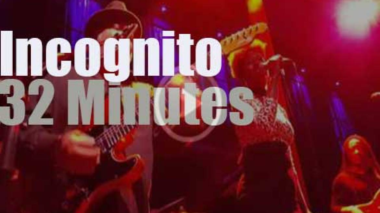 Incognito funkify London Jazz Café (2016)