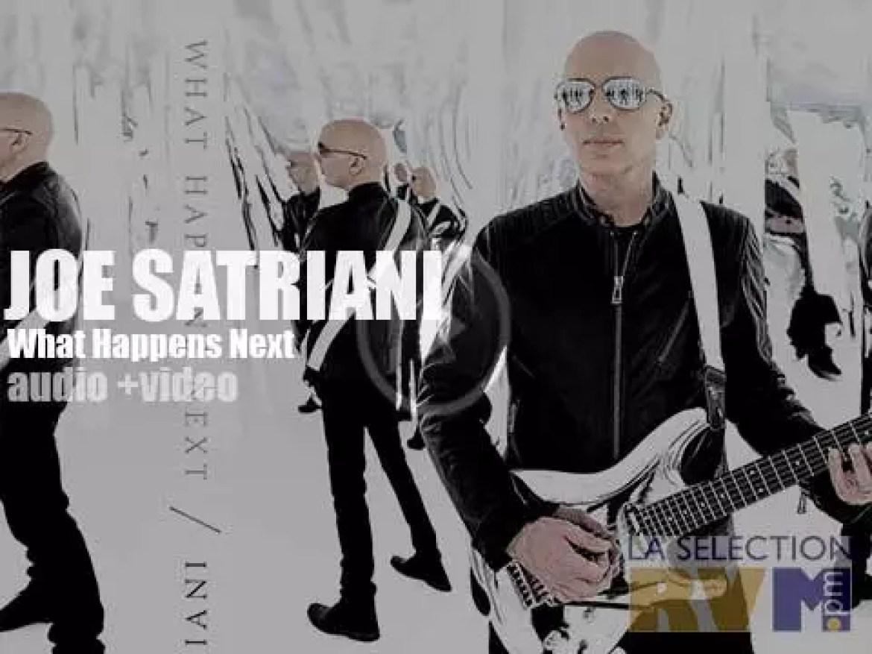 Joe Satriani' s 'What Happens Next'