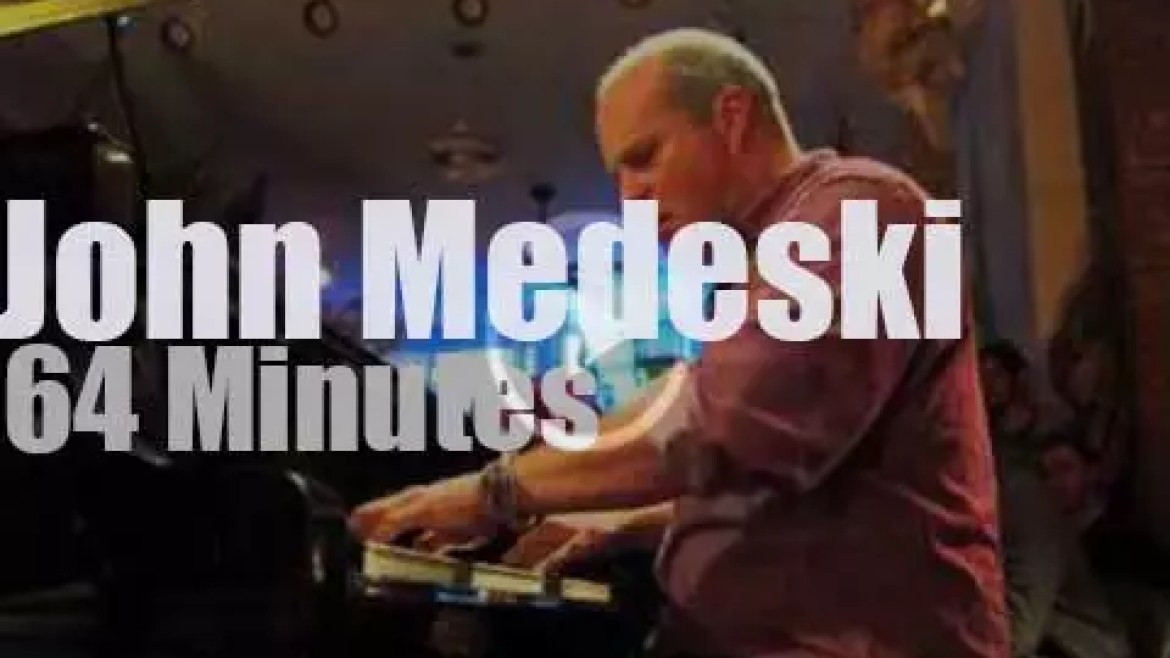John Medeski plays solo in Cambridge (2012)