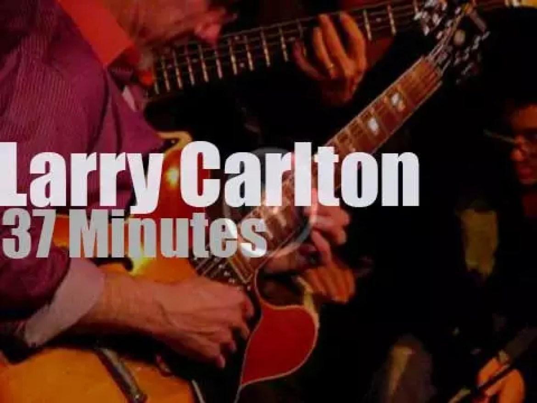 Larry Carlton visits Ontario (2012)