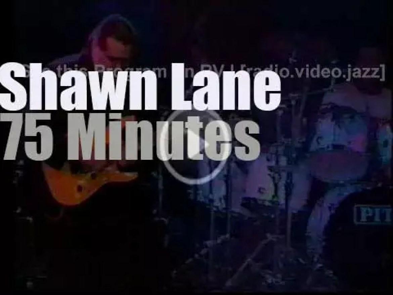 Shawn Lane plays guitar in Hollywood (1993)