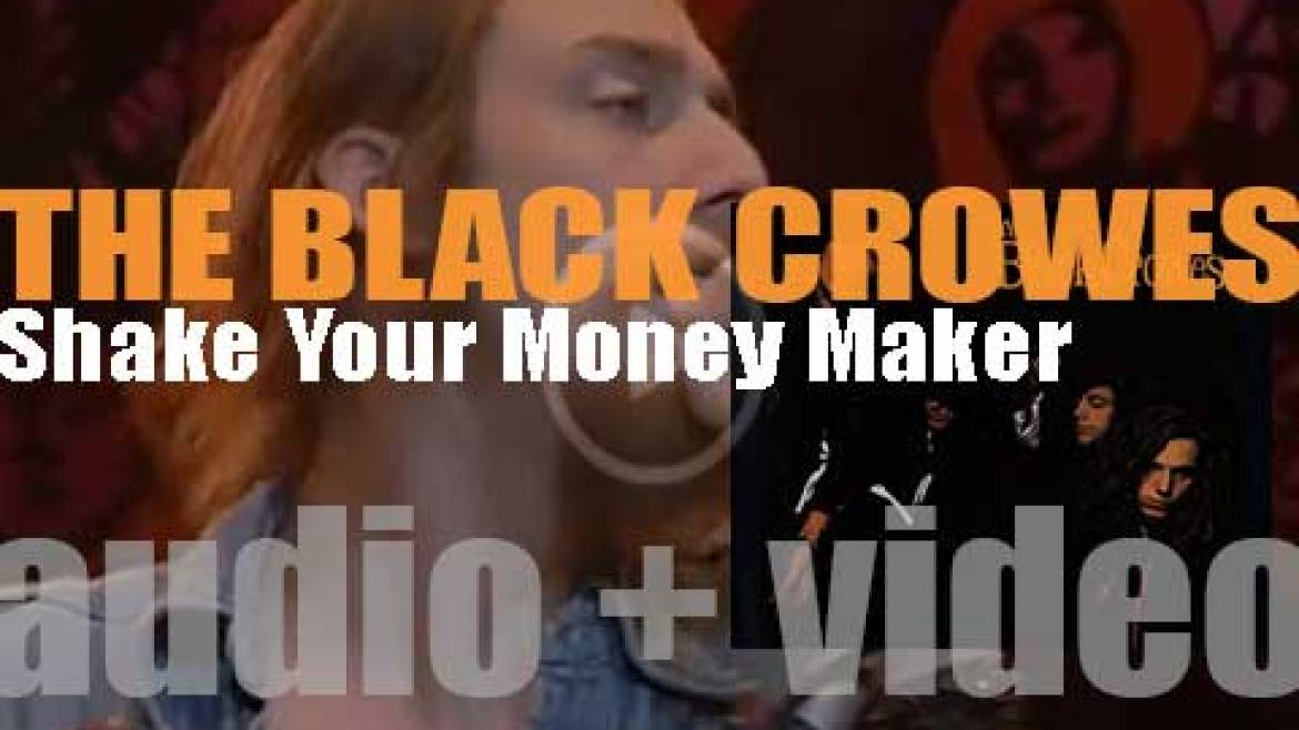 The Black Crowes release their debut album : 'Shake Your Money Maker' featuring 'Hard to Handle' and 'She Talks to Angels' (1990)