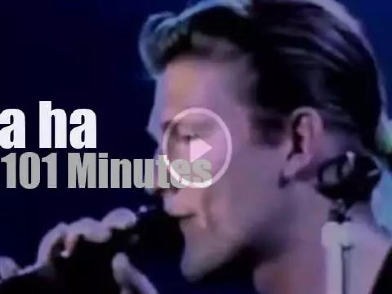 a ha rock in Rio II – day 8 (1991)