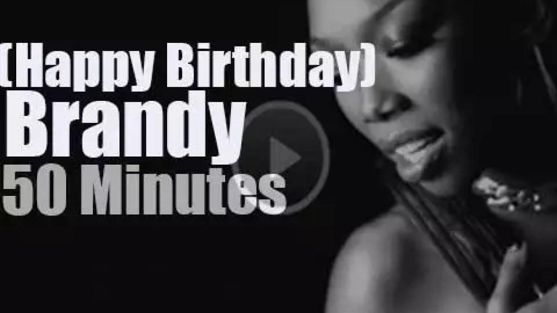 Happy Birthday Brandy