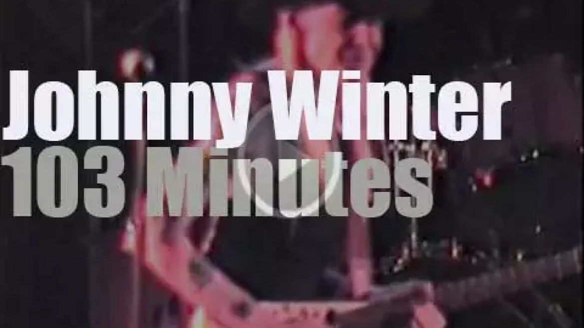 Johnny Winter is in New-York (1999)