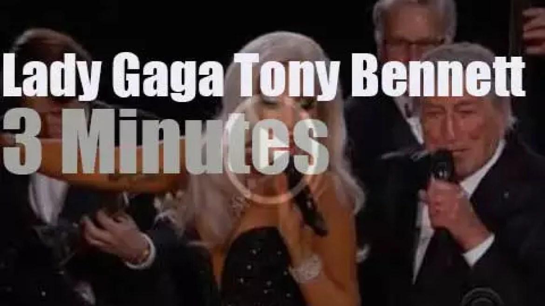 On TV today, Gaga, Ariana, Madonna et al at the Grammys (2015)