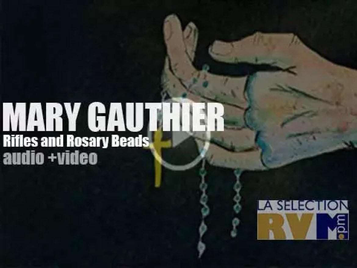 Folk singer Mary Gauthier delivers eleven emotional songs co-written with veterans