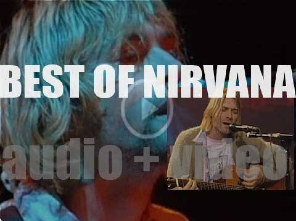 As we remember Kurt Cobain on his birthday, this is the perfect day for a 'Nirvana at their Bests' post