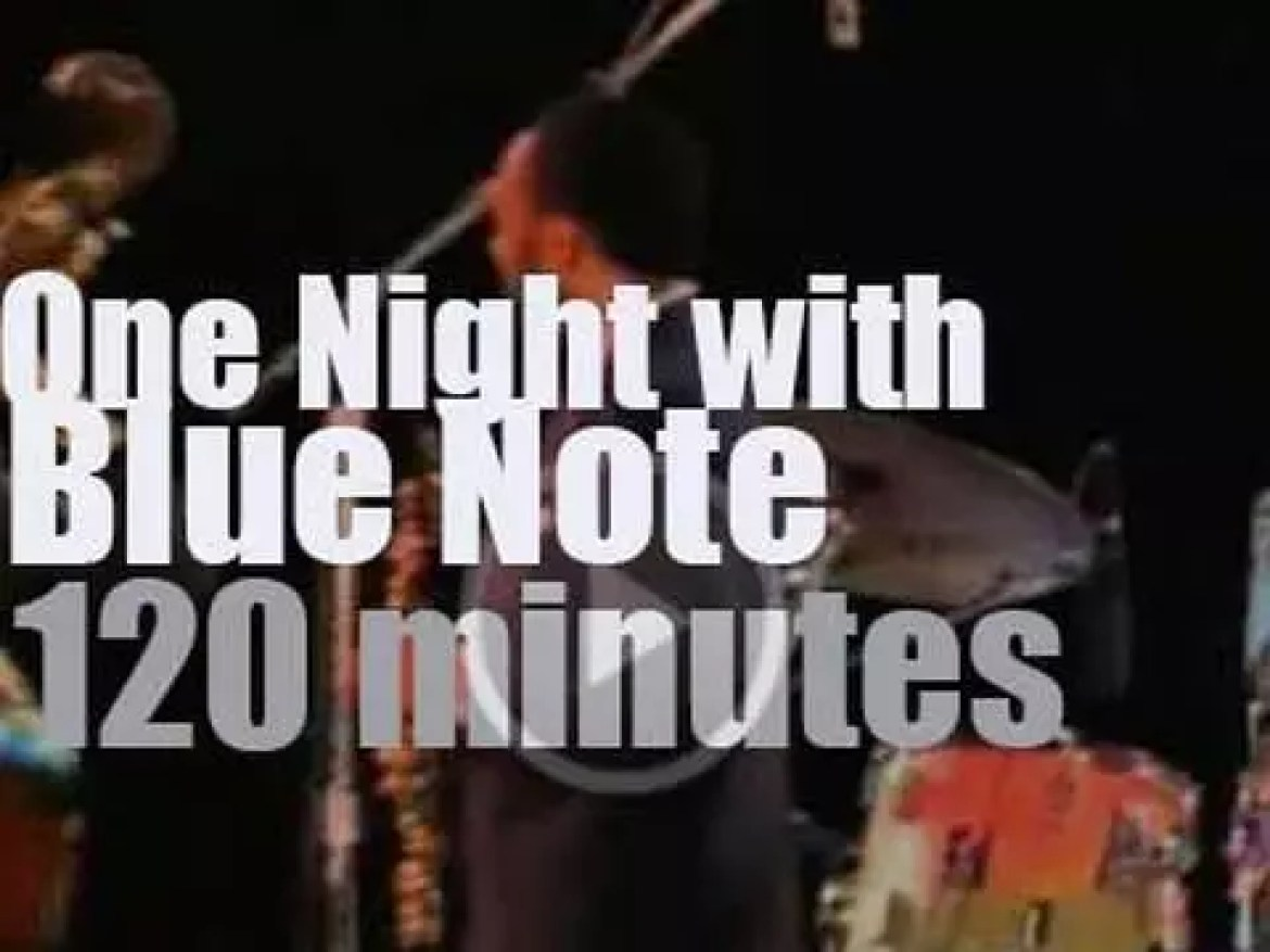The Jazz Gotha relaunches Blue Note (1985)