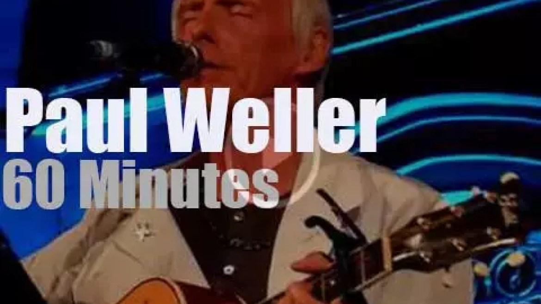 Paul Weller sings for children in war zones (2017)
