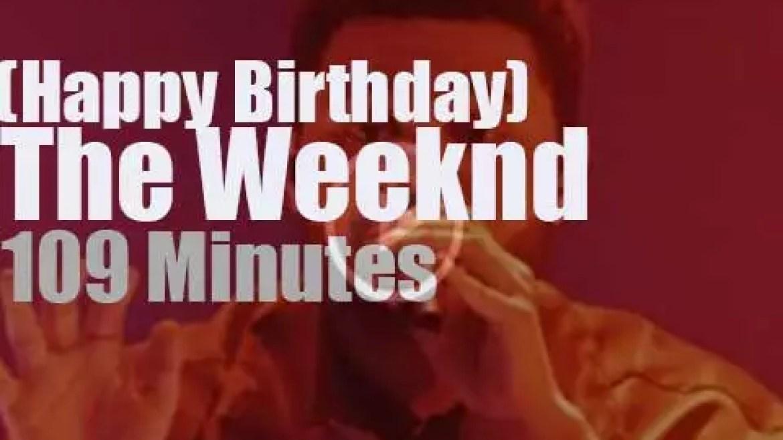 Happy Birthday The Weeknd