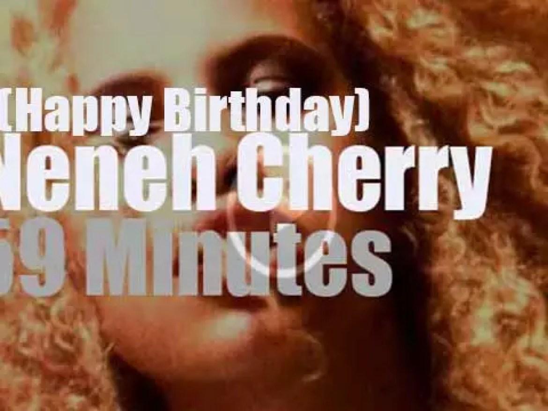 Happy Birthday Neneh Cherry