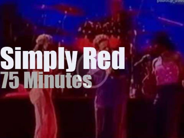 Simply Red serenade Buenos Aires (2000)
