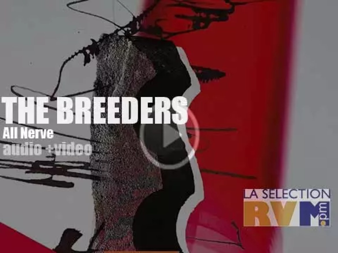 Kim Deal & The Breeders got 'All Nerve' back together while you were 'waiting in the car'