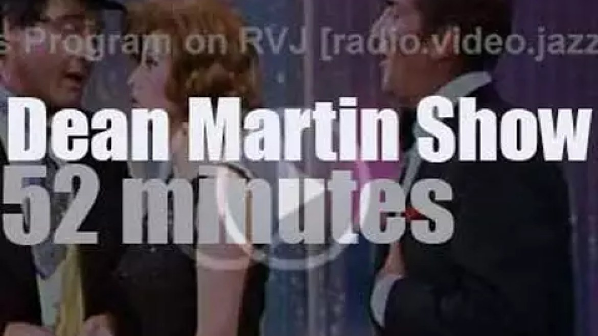 Tonight on TV, the Dean Martin Show (1966)