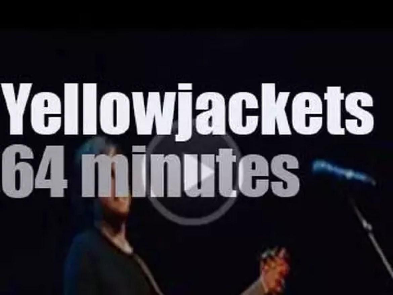 Yellowjackets play in Jakarta for the Java Jazz Festival (2016)