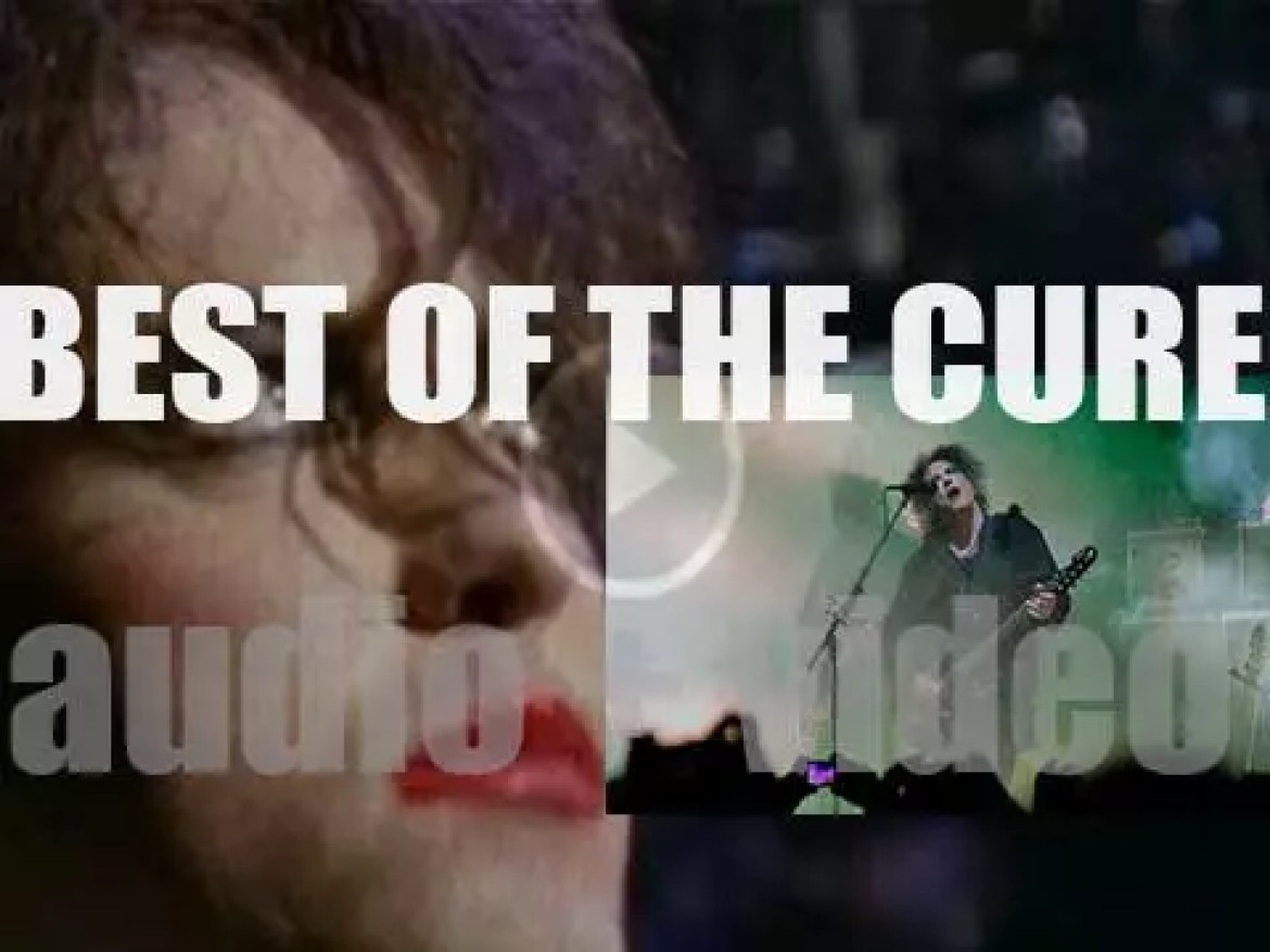 For Robert Smith's (Happy) Birthday, let's have a 'The Cure At Their Bests' post