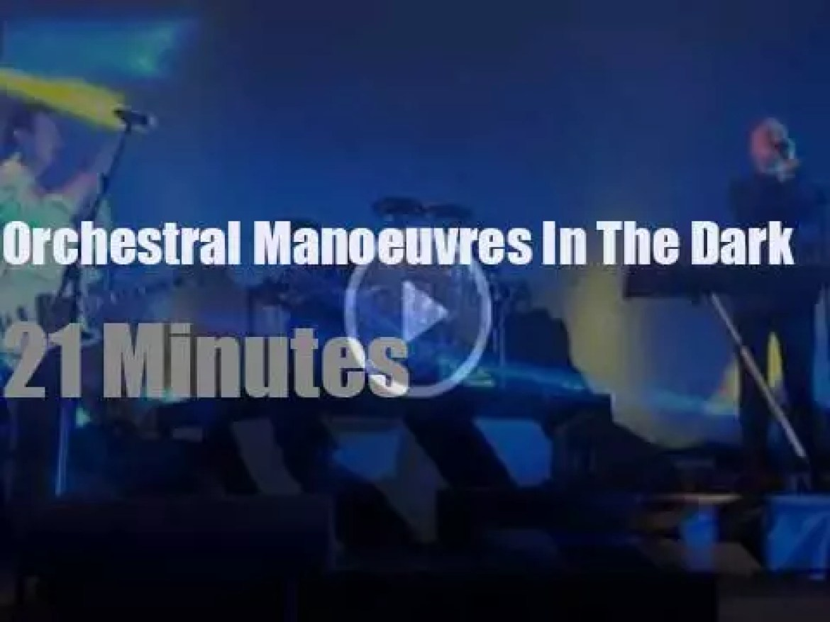 Orchestral Manoeuvres (are still) In The Dark (2013)