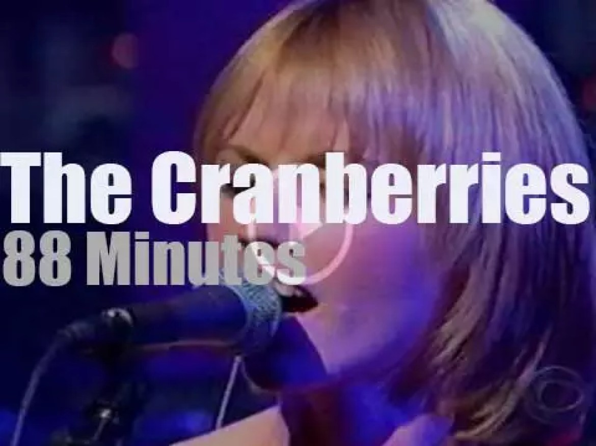 The Cranberries are in London (1999)