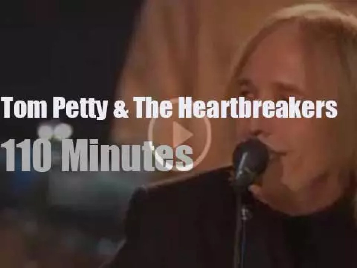 Tom Petty  takes The Heartbreakers to Chicago (2003)